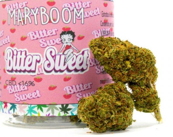 BitterSweet Cannabis Light particolare
