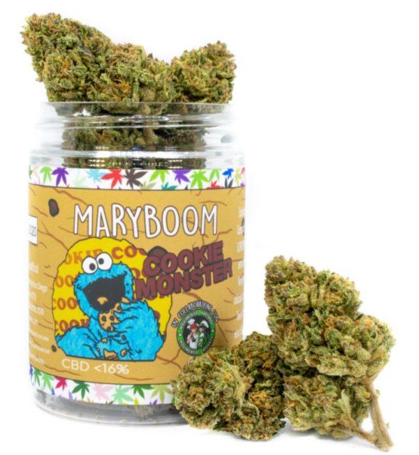 Cookie Monster Cannabis Light