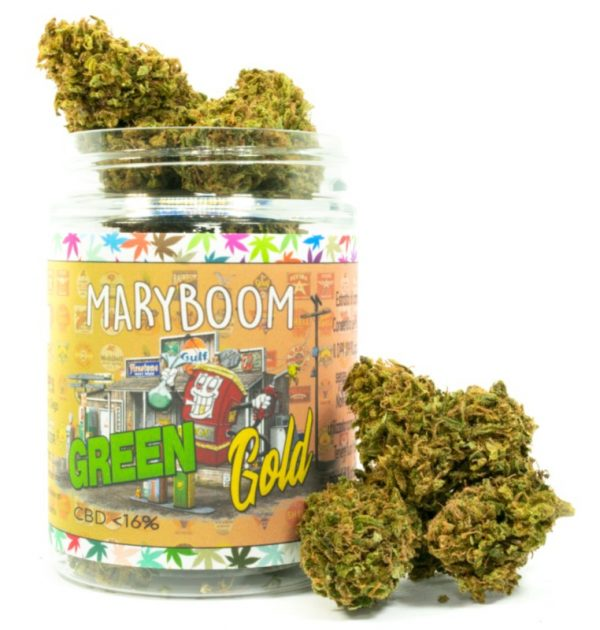 GreenGold Cannabis Light