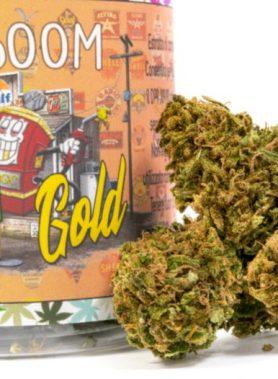 GreenGold Cannabis Light particolare
