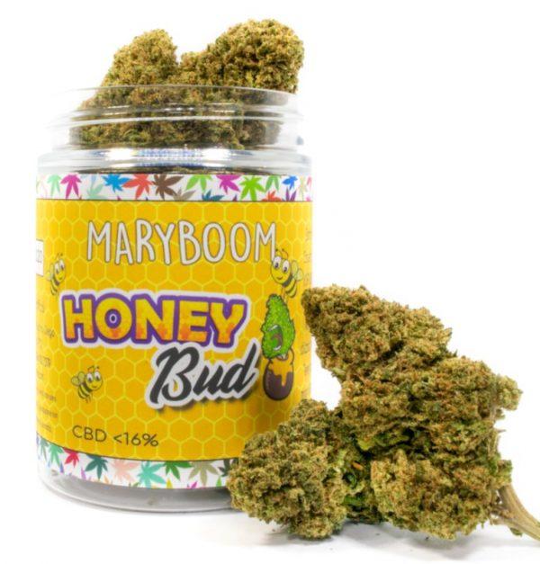 HoneyBud Cannabis Light